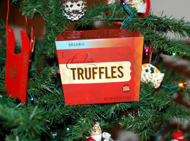 The Best Christmas Truffles (Vegan) | Be the Change Nutrition